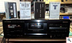 Тестовые кассеты
